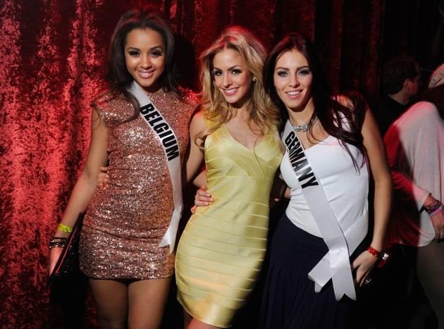 LA Hotspot Bootsy Bellows Invades The Act Las Vegas Nightclub