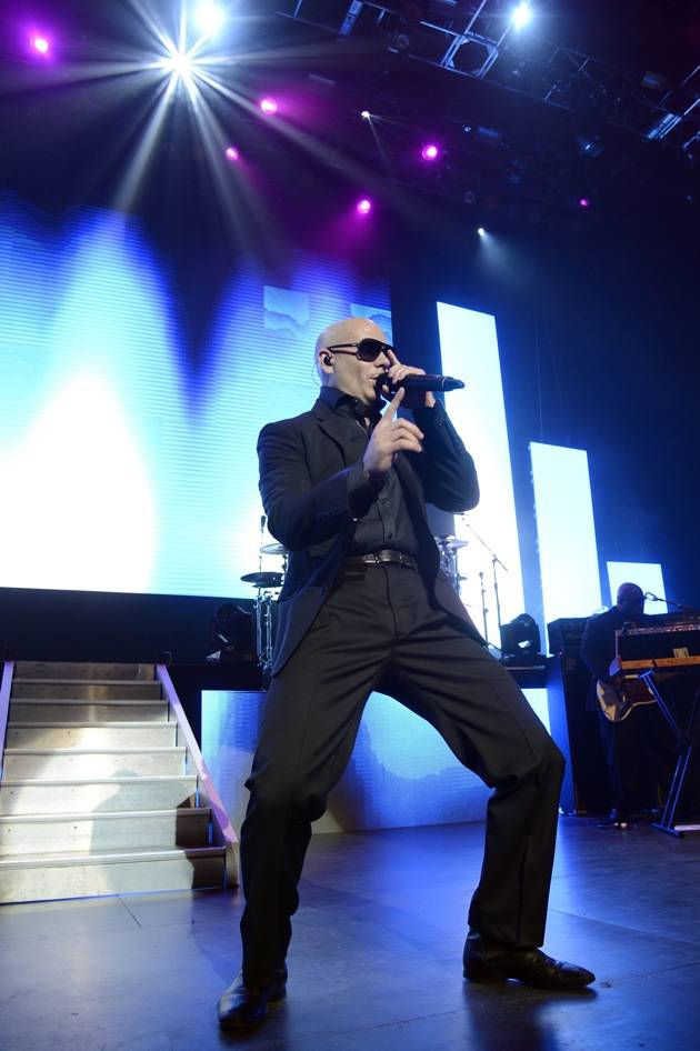 Pitbull Performs NYE Weekend At The Pearl At Palms Casino Resort