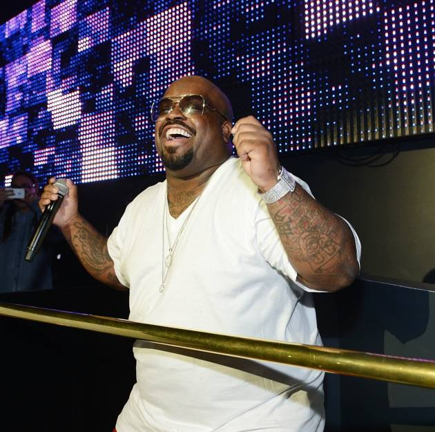 CeeLo Green Performs At Chateau Nightclub In Las Vegas For New Year's Weekend