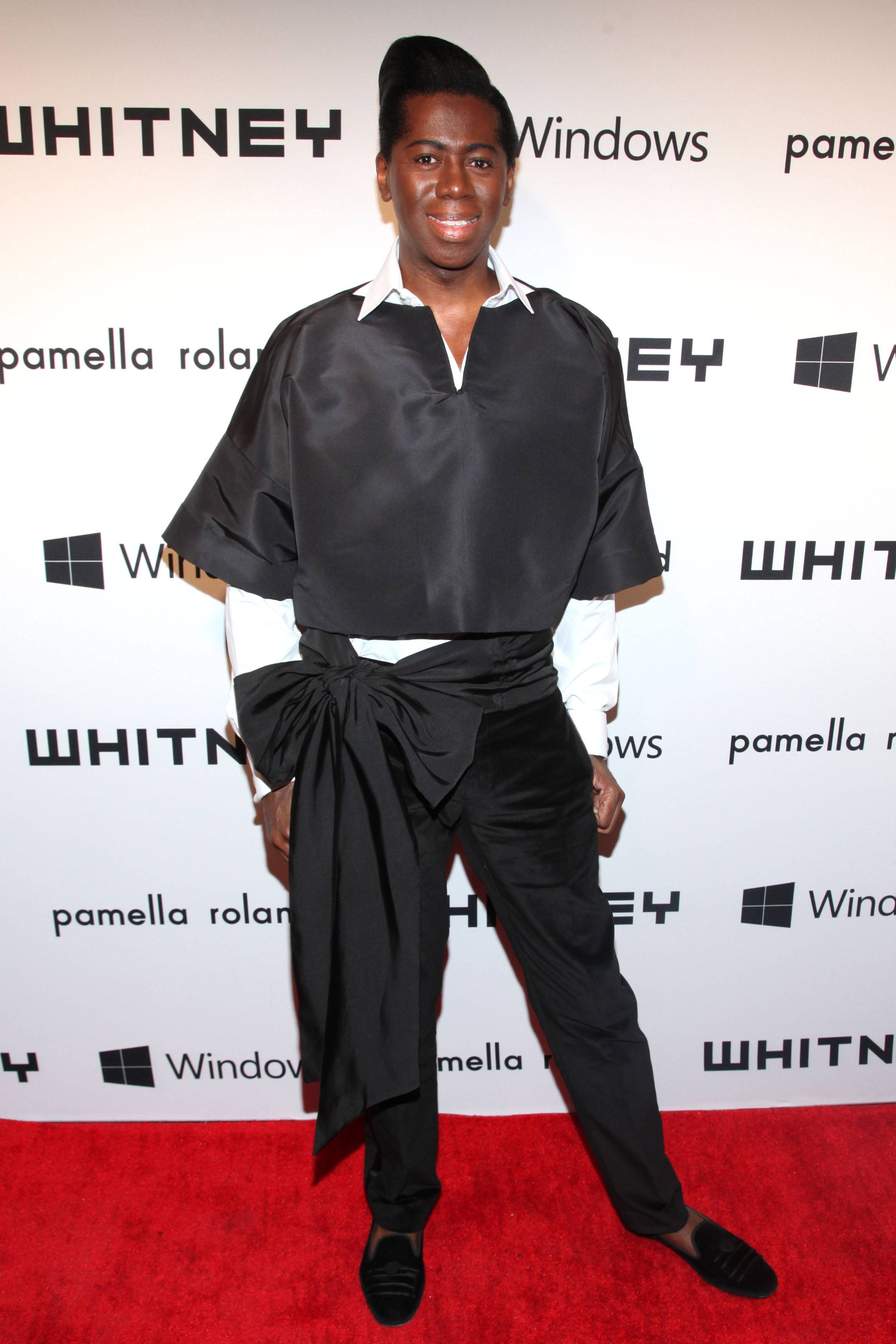 2012 Whitney Gala