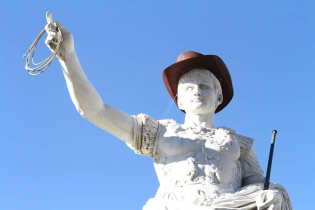Caesar Augustus Welcomes NFR 2