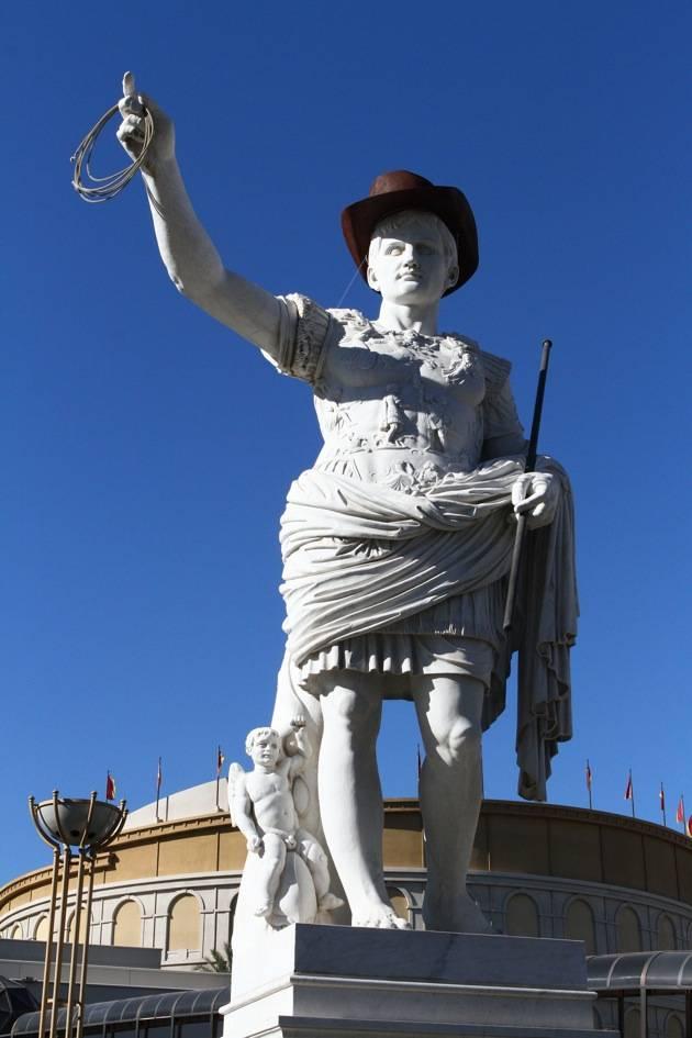 Caesar Augustus Welcomes NFR