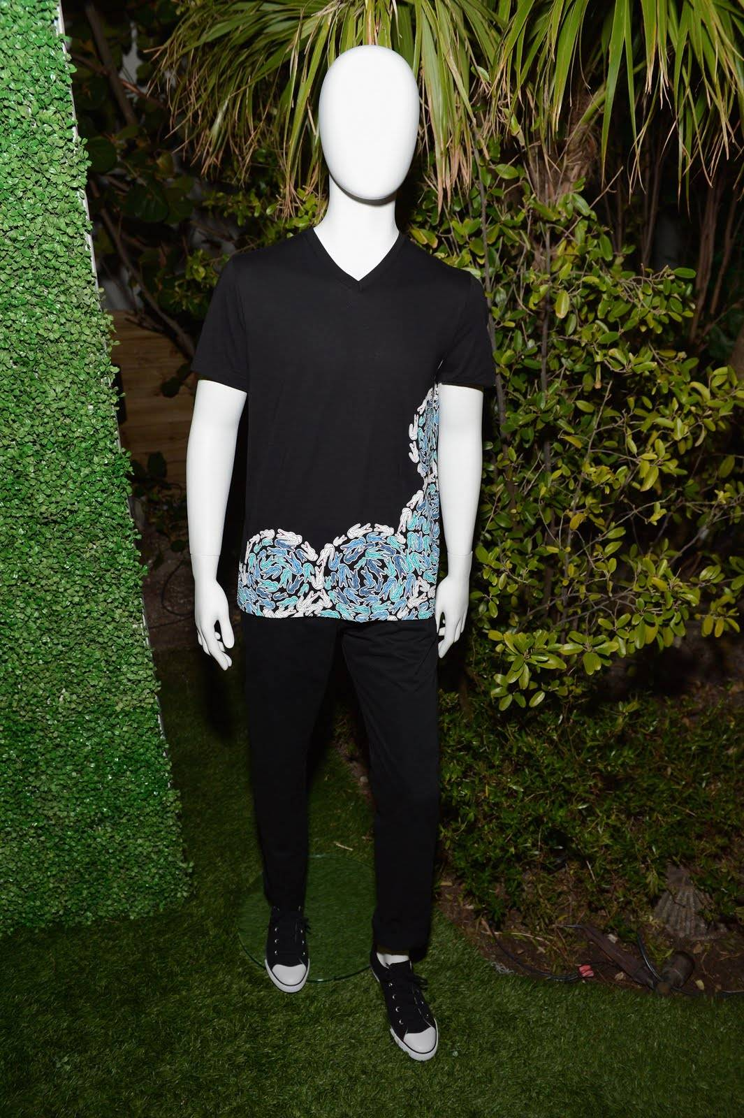 LACOSTE + CAMPANAS Celebrate Art Basel Miami Beach