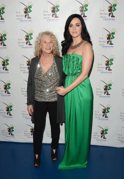 Carole King + Katy
