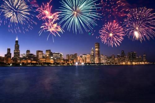Chicago-fireworks