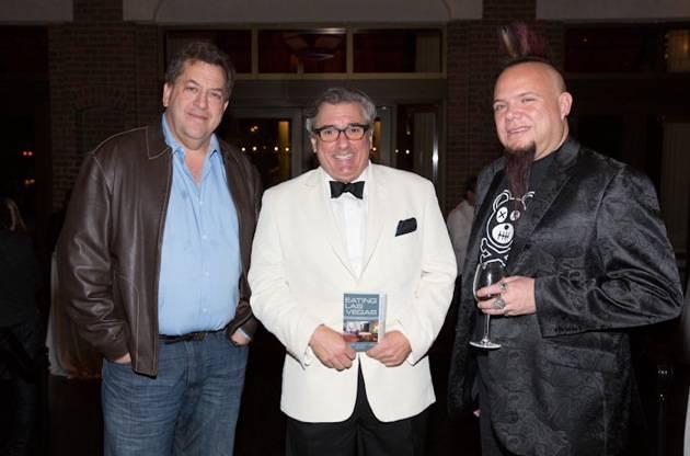 Eating Las Vegas 2013 Max Jacobson John Curtas Al Mancini