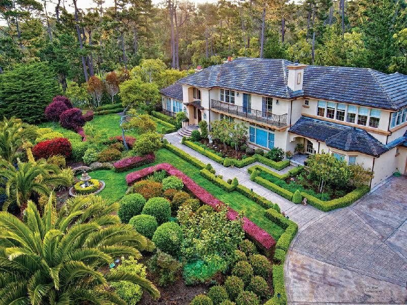English Country Garden Estate-1