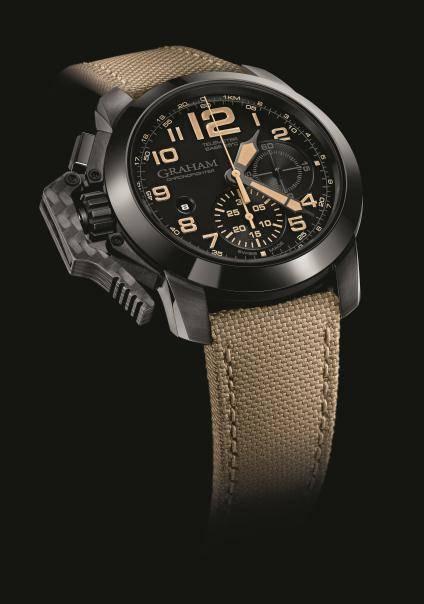 Graham watch 2