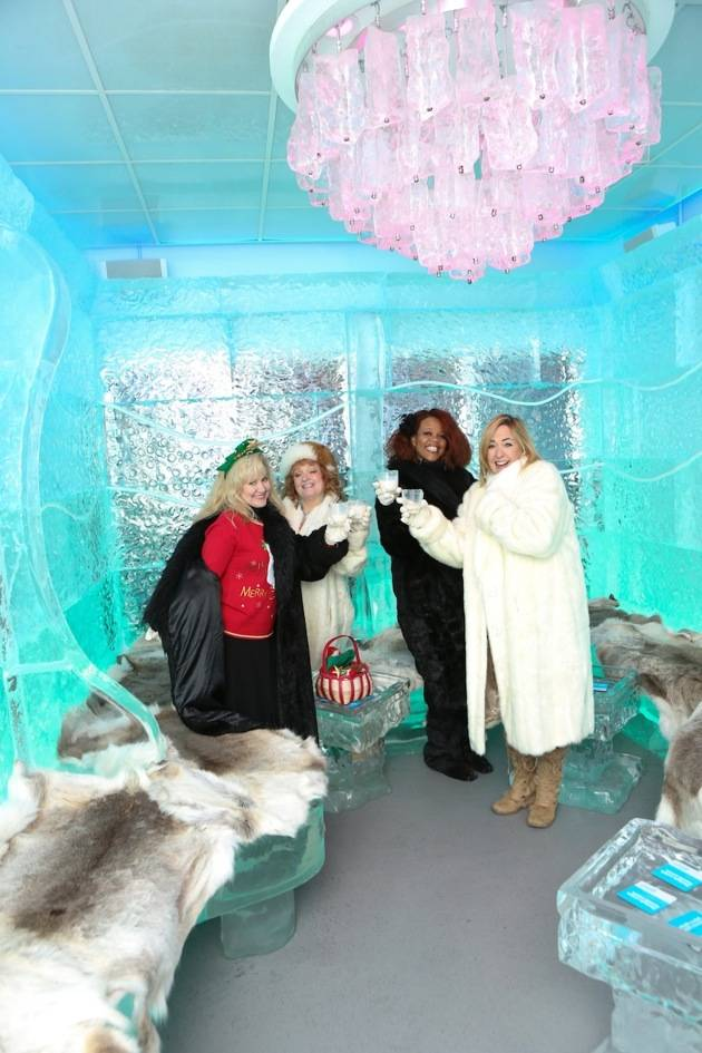 Menopause the Musical at Minus5 Winter Wonderland