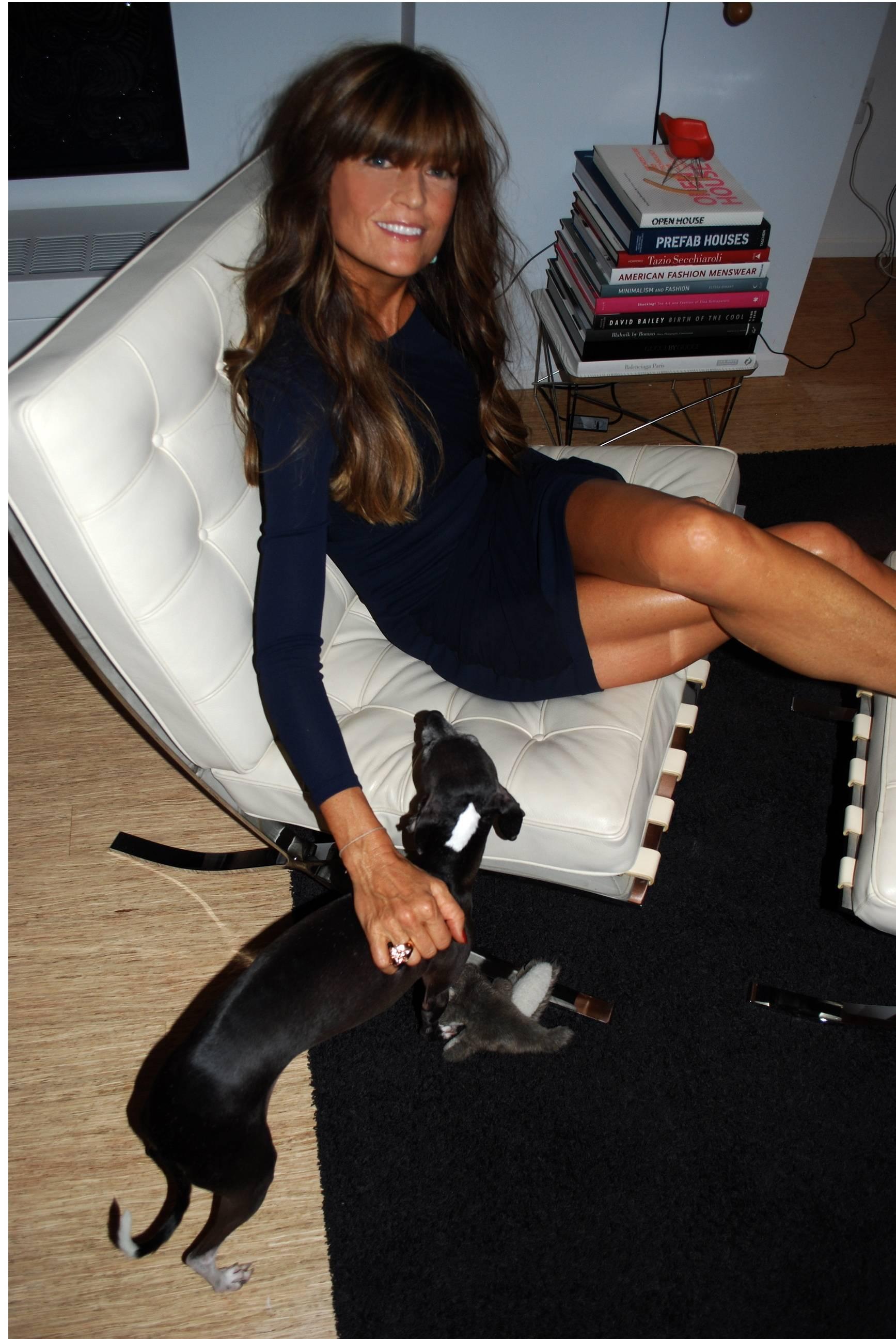 aec1b528a59 Haute Interview  Shoe Designer Ruthie Davis - Haute Living