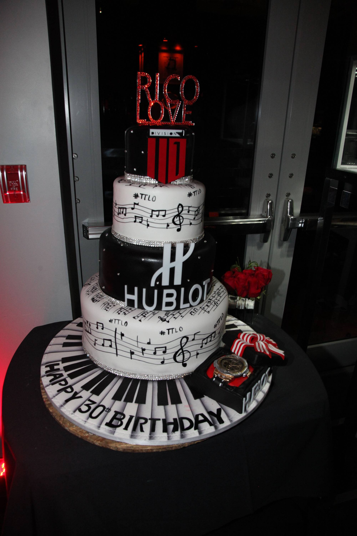 Rico Love's 30th Birthday Celebration