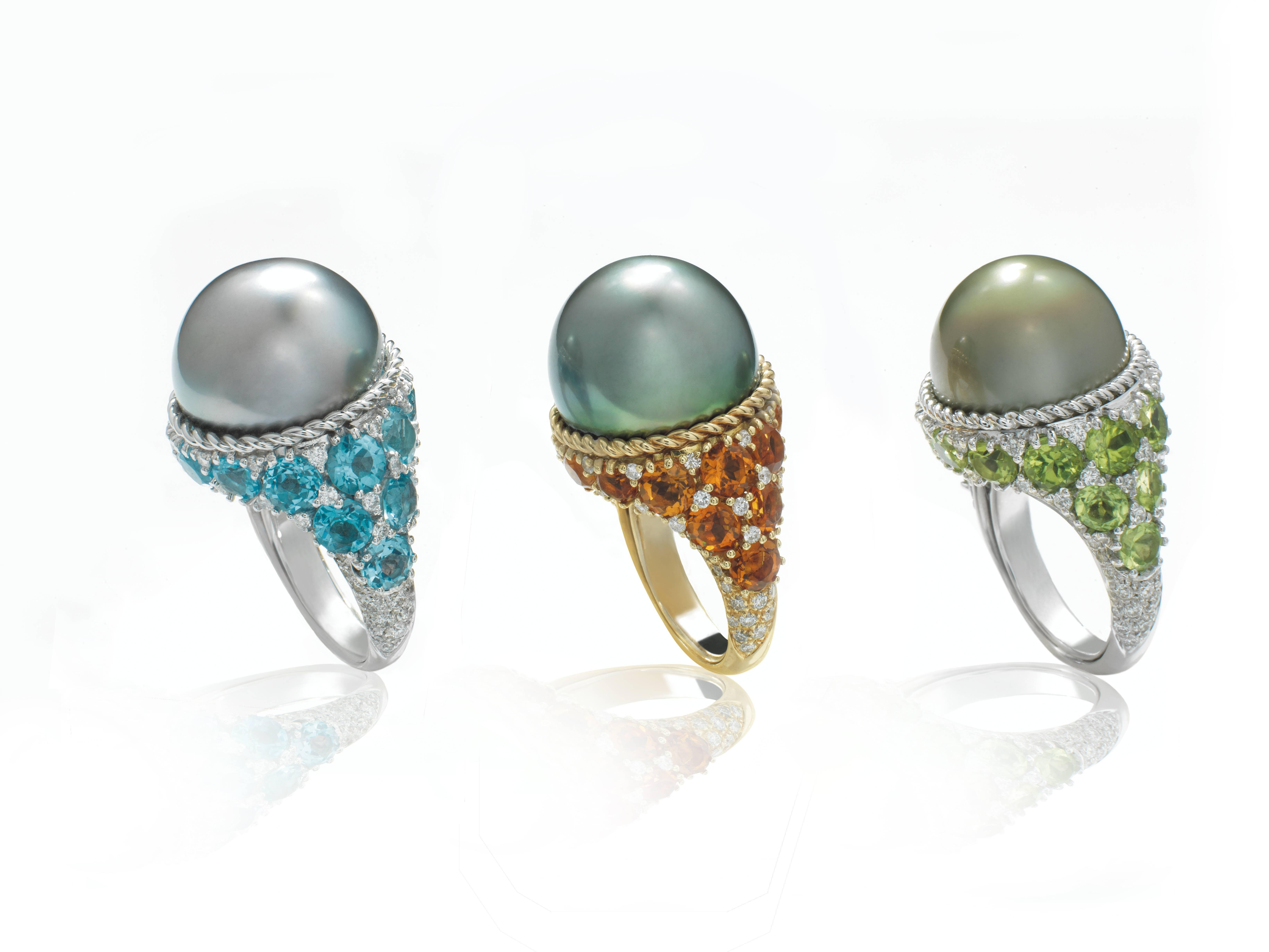 Treasur Rimbow ring