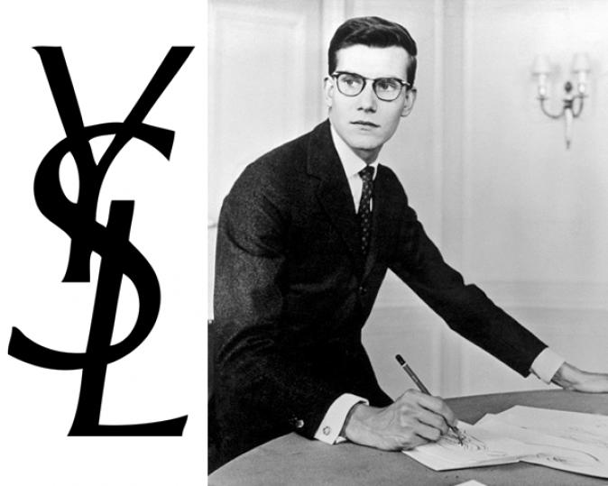 YSL-logo-and-portraint-of-Yves-Saint-Laurent1-e1340899364391