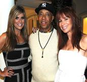 lead01 Ana Quincoces, Russell Simmons, and Jill Zarin at the Penn Medicine fundraiser