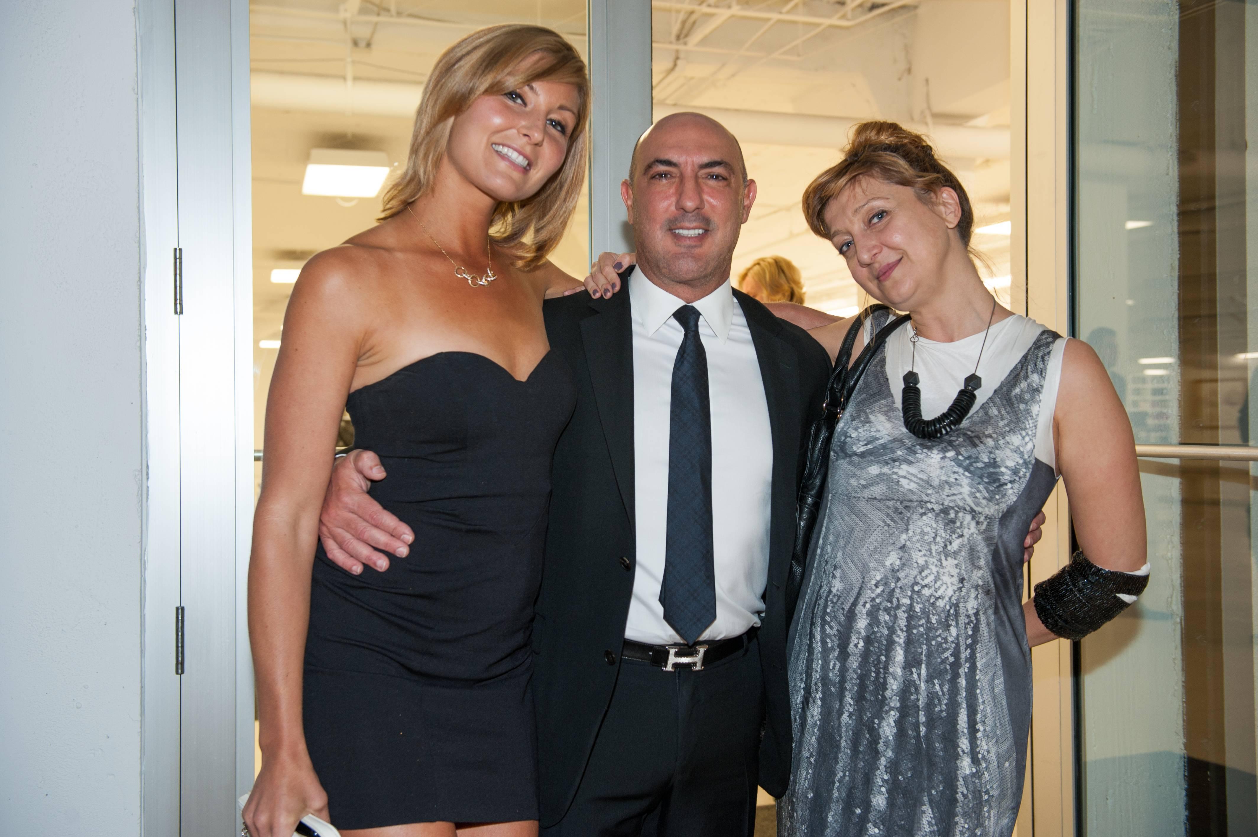 Gary Nader gallery showcasing art exhibit during Art Basel Miami week 2012. Photographer Serg Alexander IN305.com