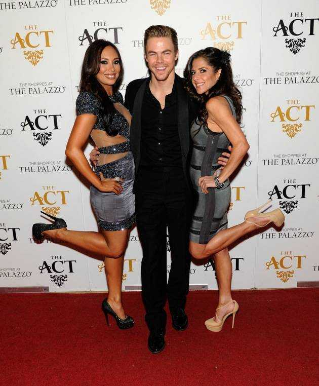 The Act Las Vegas New Year's Eve Celebration
