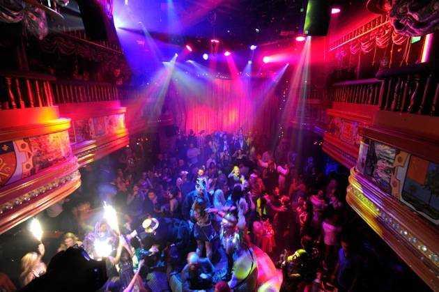 The Act Las Vegas New Year's Eve Celebration