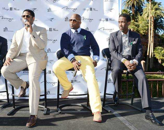 Boyz II Men Begins Extended Residency at The Mirage Las Vegas