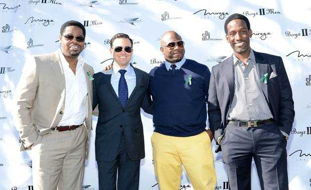 BoyzIIMen Begins Extended Residency at The Mirage Las Vegas