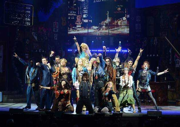 ROCK OF AGES Opening at The Venetian Las Vegas