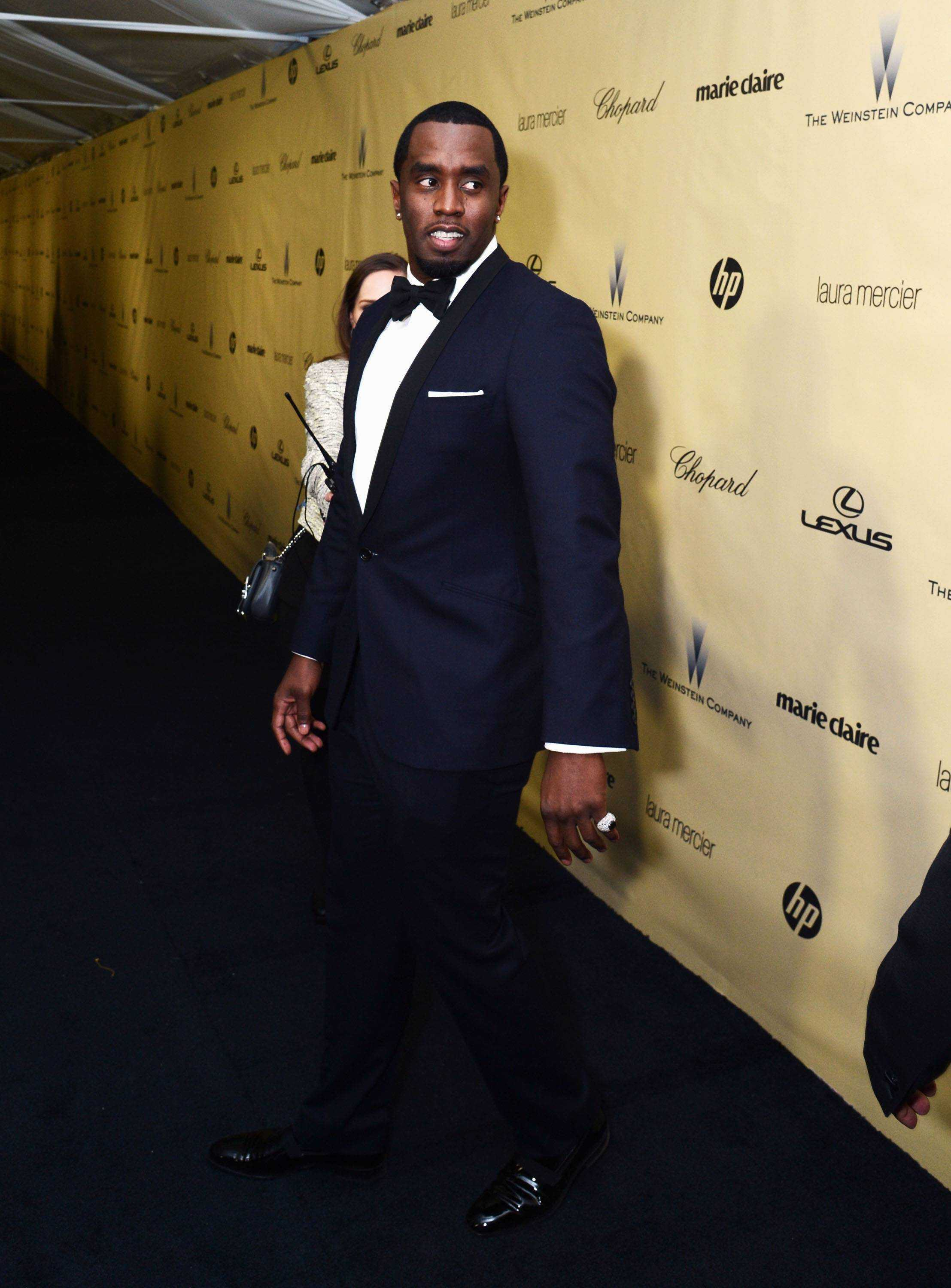 The Weinstein Company's 2013 Golden Globe Awards After Party Presented By Chopard, HP, Laura Mercier, Lexus, Marie Claire, And Yucaipa Films - Red Carpet
