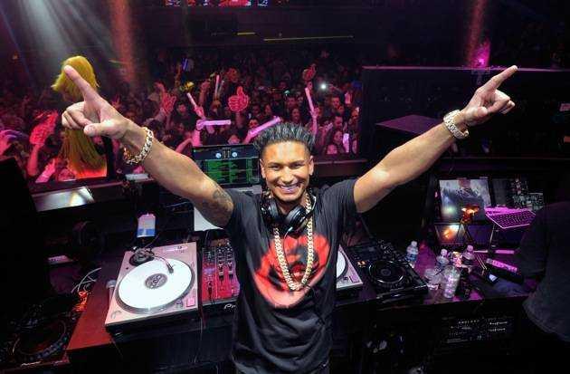 DJ Pauly D Kicks Off His Year-Long Residency At Haze Nightclub