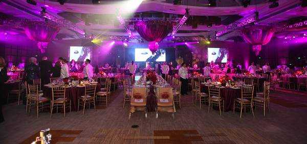 A Royal Gala for the Jackson Foundation at the JW Marriott Marquis