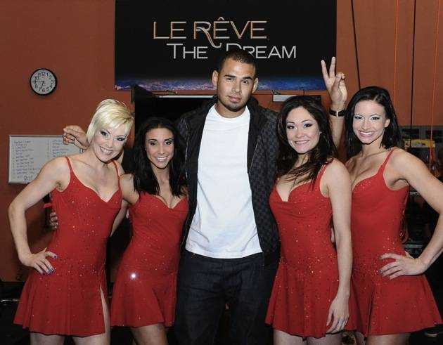 Afrojack with the Dreamers from Le Reve_1-11-13_Photo by Emily Thomas_Cashman