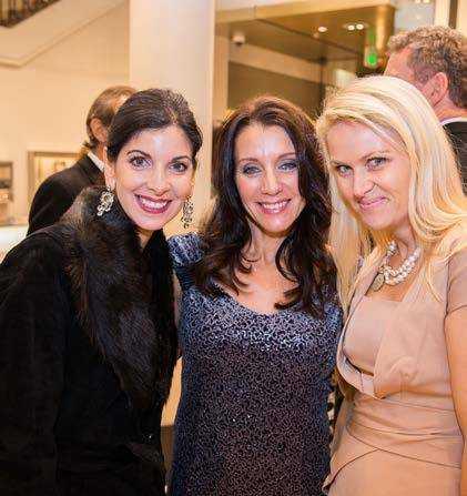 Aimee West, Deborah Taylor, Maria Ralph