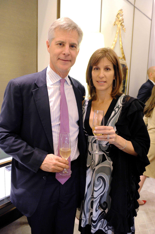 Blain and Jill Heckman
