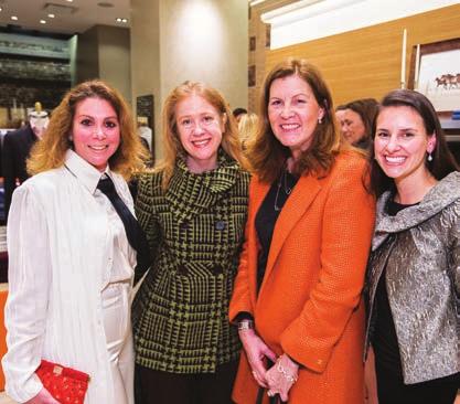 Debra Leylegian, Carol Benz, Jackie Erdman, Patricia Dassios