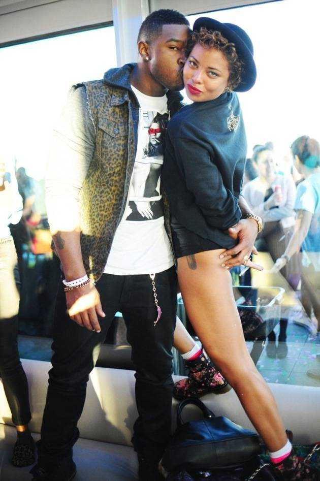 Eva Pigford and Kevin McCall at GBDC in Palms Casino Resort