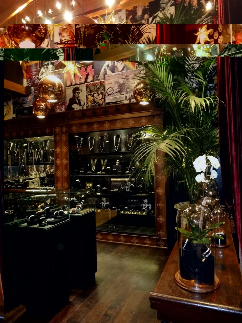 Jannik Nialaya Los Angeles Store 9
