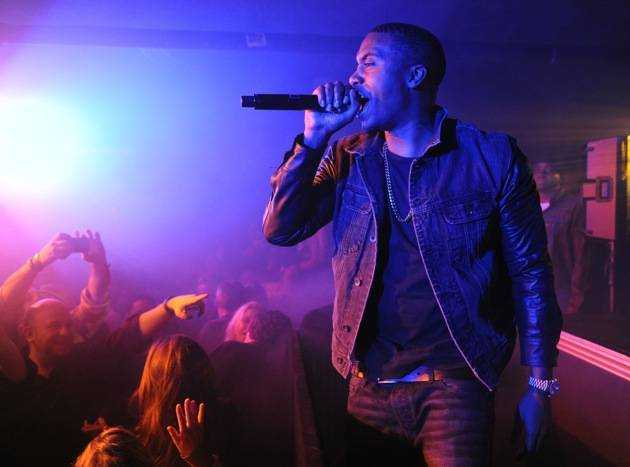 Nas Performs at TAO Nightclub Sundance - Night 2