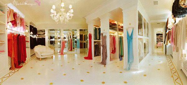 A Look Inside Mariah Carey S Luxury Shoe Paradise Haute