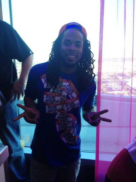 Richard Sherman at GBDC in Palms Casino Resort