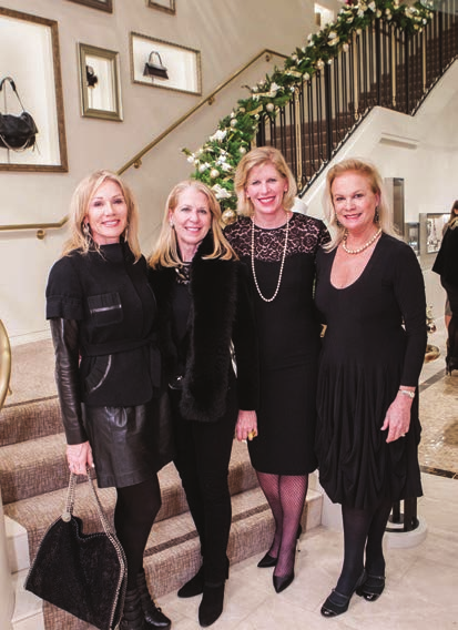 Rosemary Baker, Kimberly Hooper, Jennifer Brandenburg, Claire Kostic