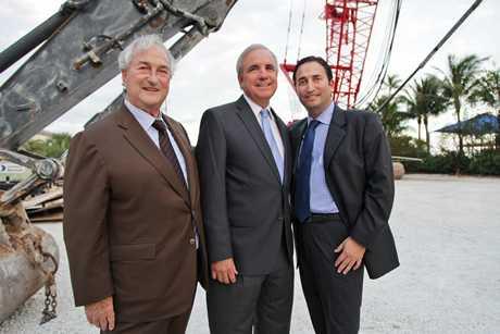 Sergio Grosskopf, Mayor-Carlos A. Gimenez, Manuel Grosskopf