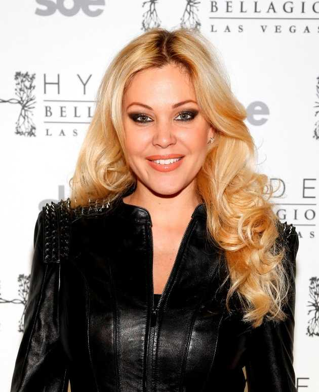 Shanna Moakler at Hyde Bellagio, Las Vegas 12.31.12