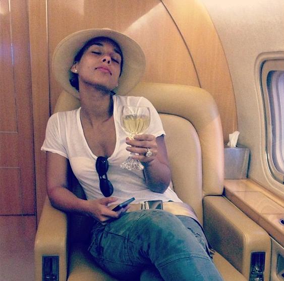 Swizz Beatz, Alicia Keys