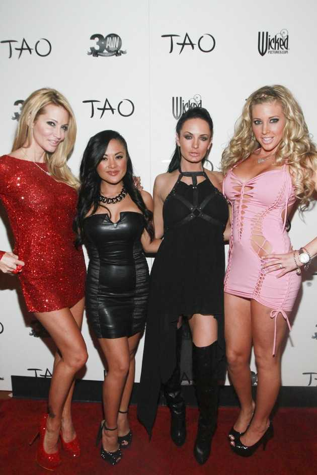 Tao Official Avn Awards Pre Party_the Wicked Girls