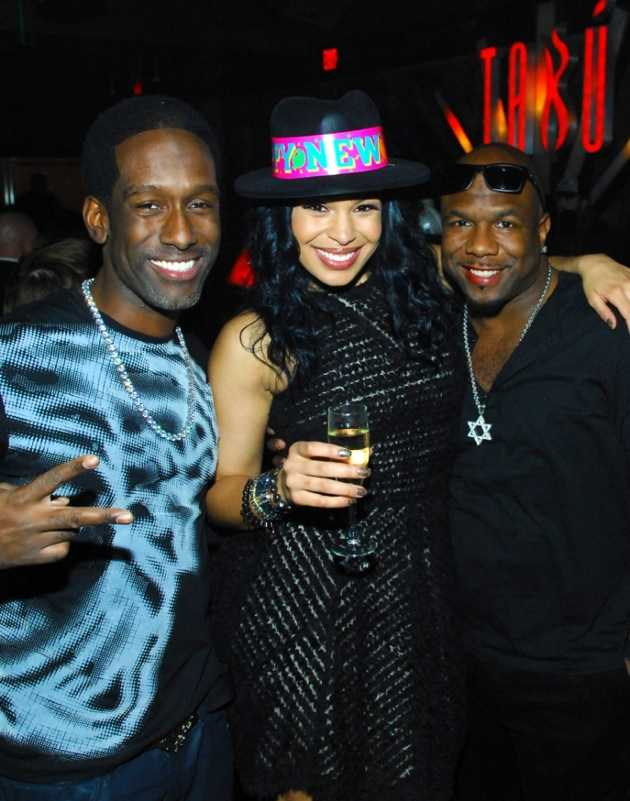 Tabú - Jordin Sparks and Members of Boyz II Men Inside -12.31.12