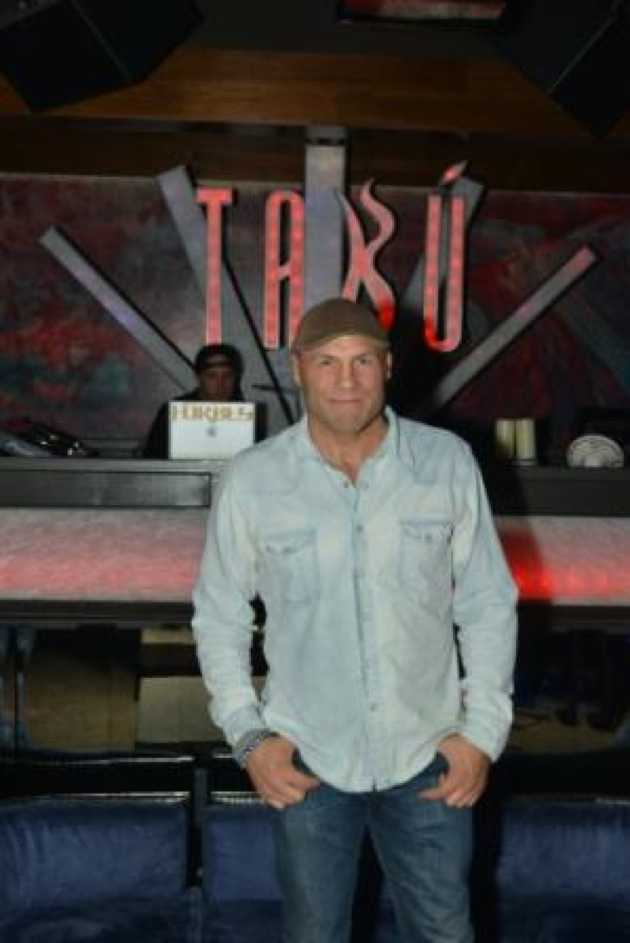 Tabú - Randy Couture Inside Tabú  - 12.28.12
