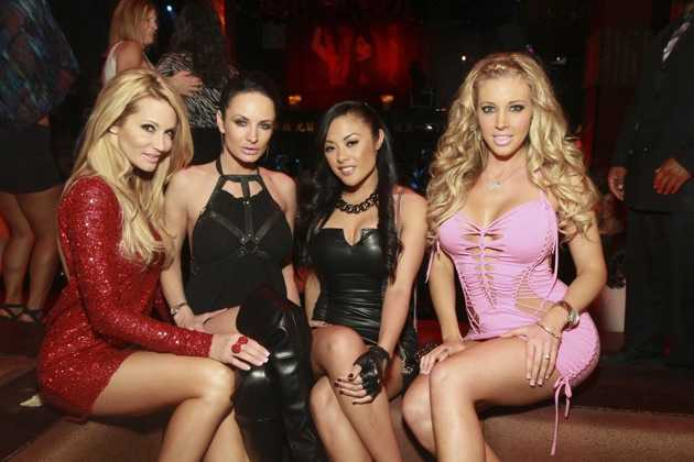 The Wicked Girls_TAO AVN Awards Pre-Party