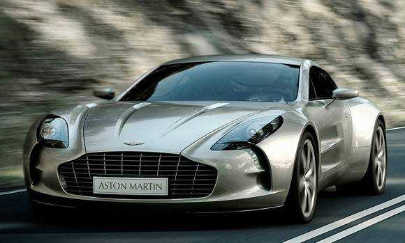 Miami Auto Show >> HAUTE AUTO MADNESS: Aston Martin 177 is the Winner ...