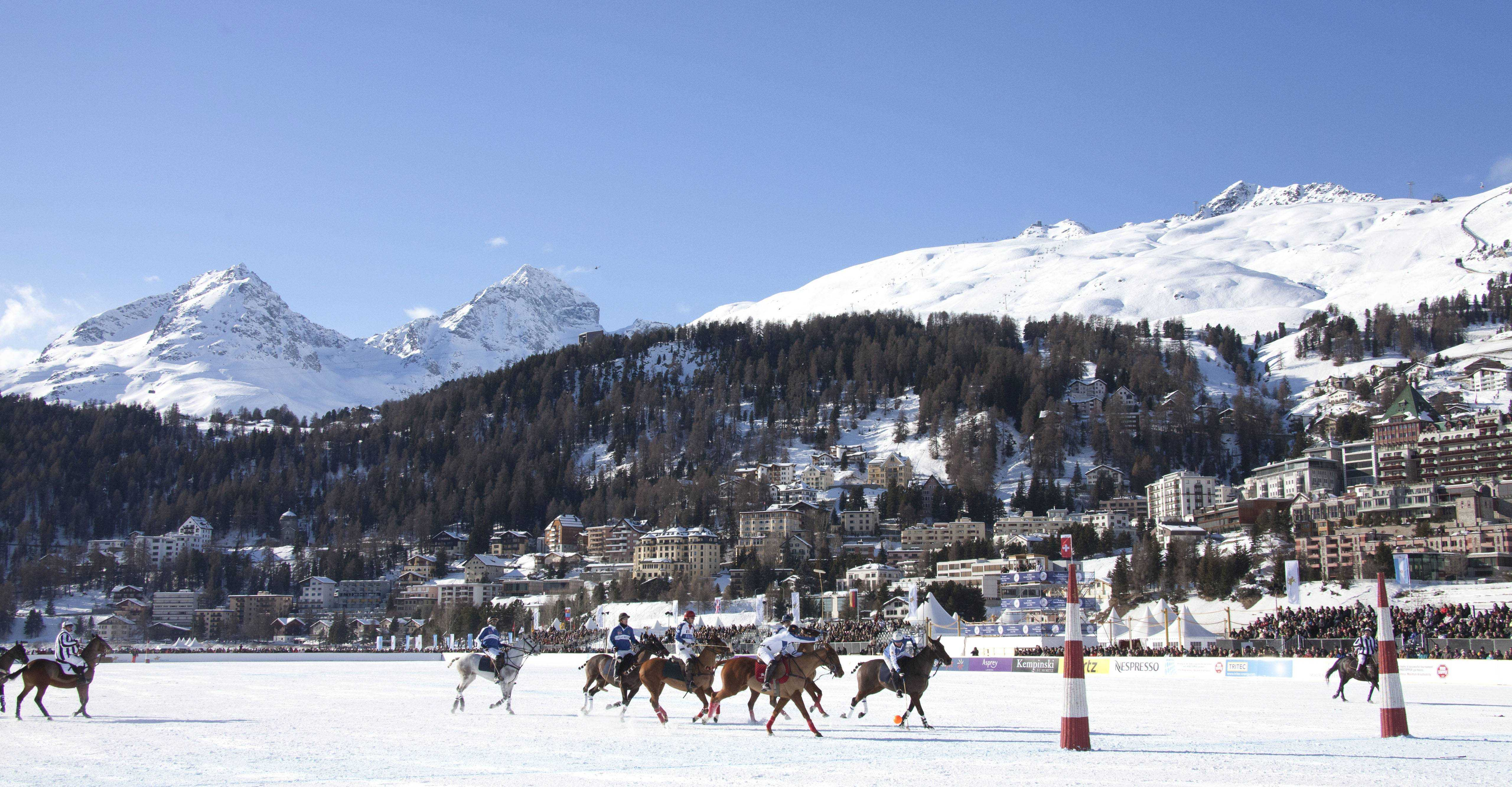 ENGADIN St. Moritz: Polo World Cup
