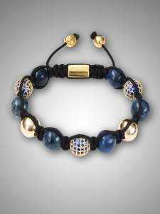 healing bracelet blue