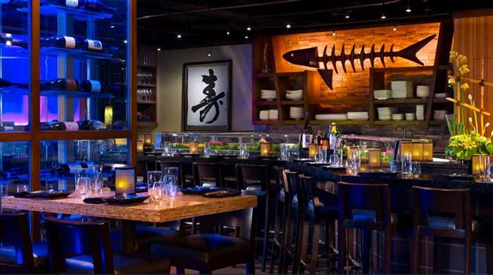 With Outposts In Austin Dallas And Kona The Kenichi Restaurant Family Has Achieved National Stature For Its Sushi Seafood Aspen Bar Area Is