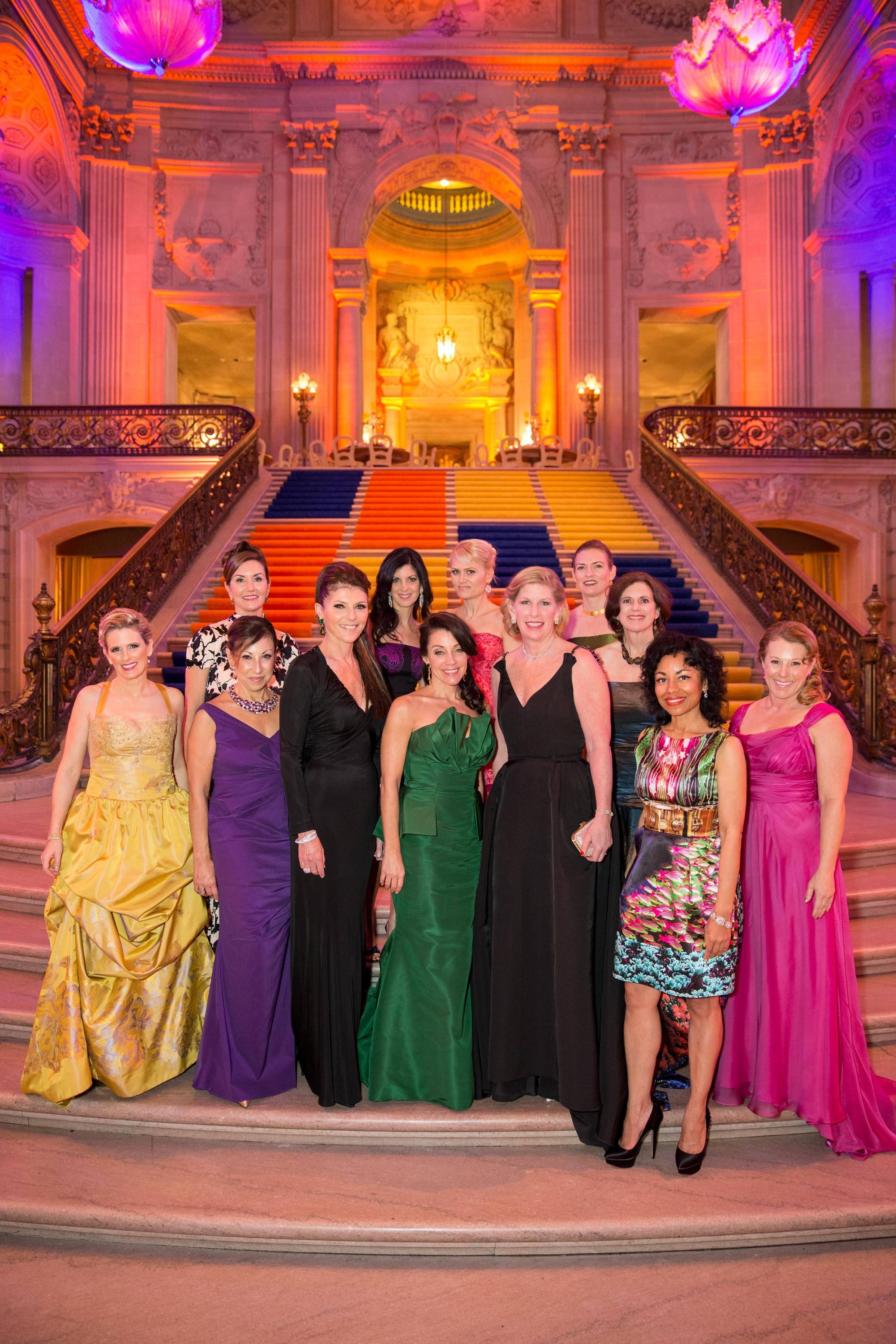 San Francisco Ballet 2013 Opening Night Gala
