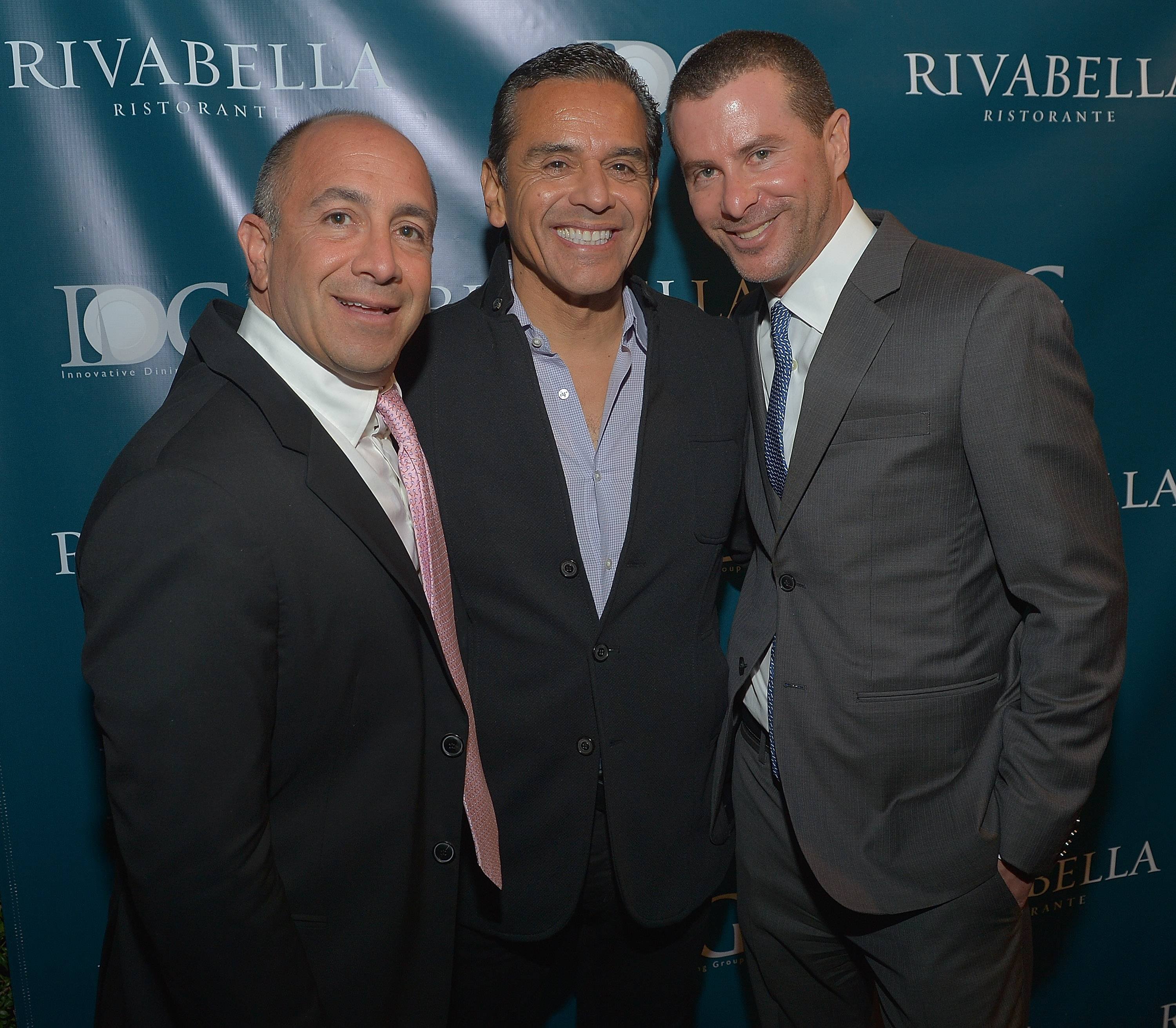 Grand  Opening Of RivaBella Ristorante In West Hollywood